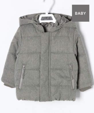 GLOBAL WORK (グローバル ワーク) - 【BABY】ナカワタフードジャケット