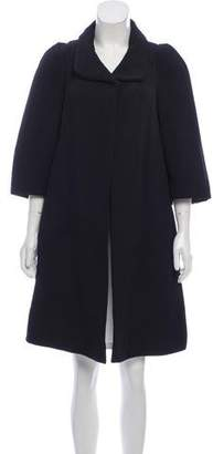 Marni Belted Wool Coat