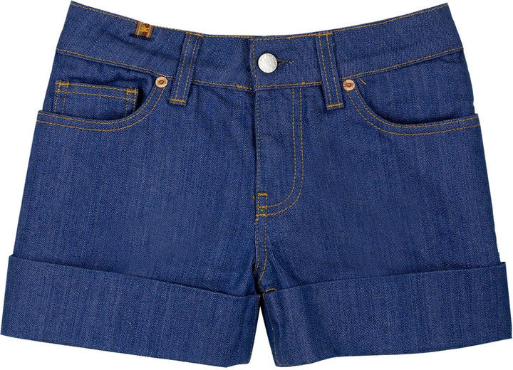 Notify Absinthe denim shorts