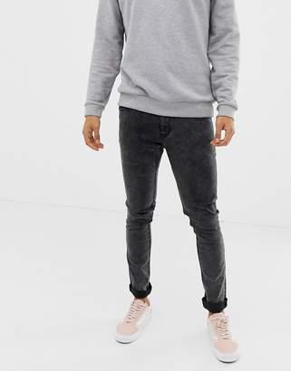Cheap Monday Skinny Jeans In Black
