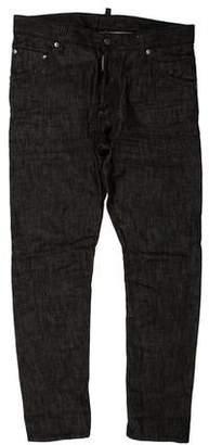 DSQUARED2 Skinny Selvedge Jeans