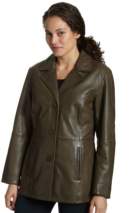 Excelled Women's Excelled Leather Jacket