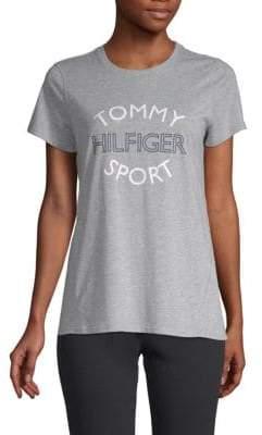 Tommy Hilfiger Logo Crewneck Tee