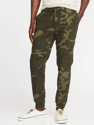 Old Navy Linen-Blend Joggers for Men