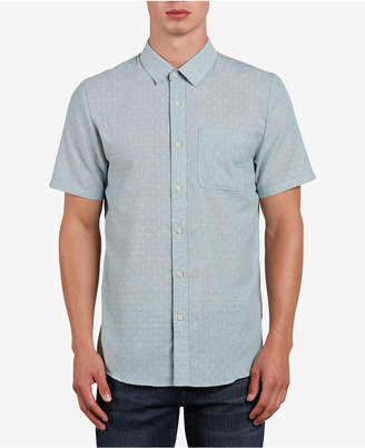 Volcom Men's Dobler Slim-Fit Raindrop Shirt