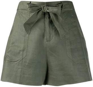 Equipment wide leg shorts