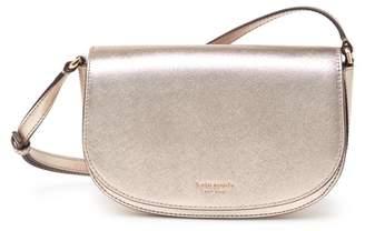 Kate Spade Reiley Leather Flap Crossbody Bag