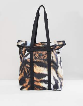 G Star G-Star Tiger Print Backpack