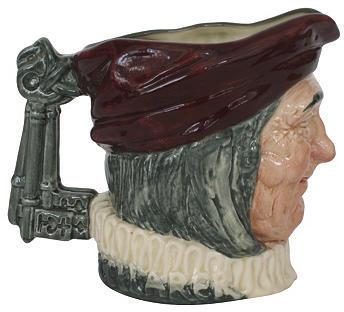 Royal Doulton Harvey's on Beverly Portrait Mug