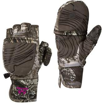 Realtree Max 1 XT Ladies Pop-Top Gloves