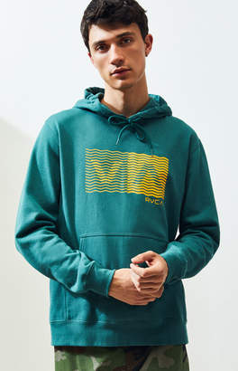 RVCA Logo Pack Pullover Hoodie