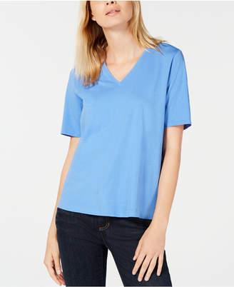 Eileen Fisher Organic Cotton T-Shirt