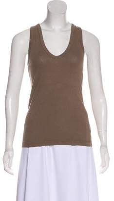 James Perse V-neck Sleeveless Top w/ Tags