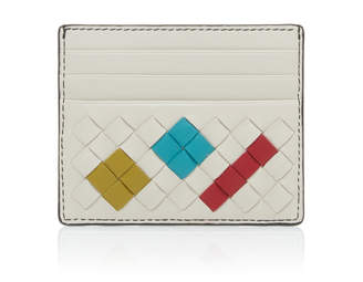 Bottega Veneta Artsy Leather Card Holder