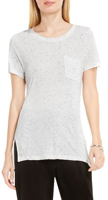 Women's Two By Vince Camuto Jersey One-Pocket Tee $49 thestylecure.com