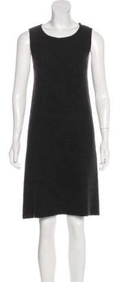 DKNY Wool-Blend Dress