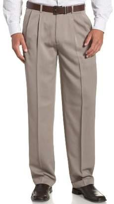 Perry Ellis Men's Big & Tall Portfolio Micro Melange Pant