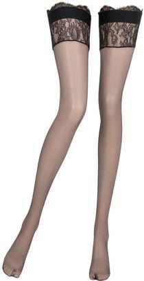 Precieuse Thigh High Stockings $106 thestylecure.com