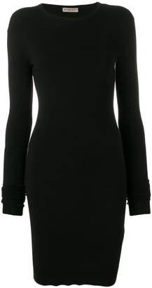 Bottega Veneta slim-fit knitted mini dress