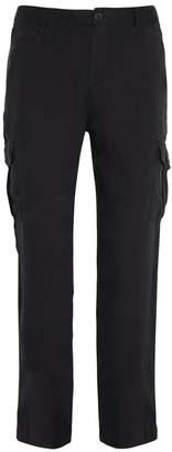 Rails Kai Black Cupro Cargo Trousers