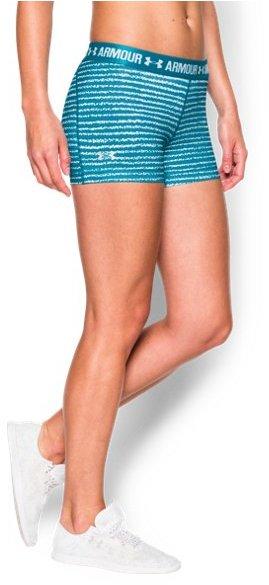 "Women's UA HeatGear® Armour Printed 3"" Shorty"