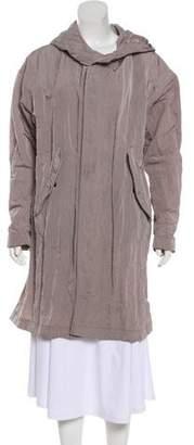 Nomia Crush Nylon Coat