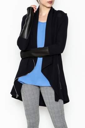 Fifteen-Twenty Fifteen Twenty Leather Patch Jacket