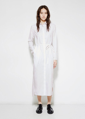 M. Martin Poplin Shirtdress $450 thestylecure.com