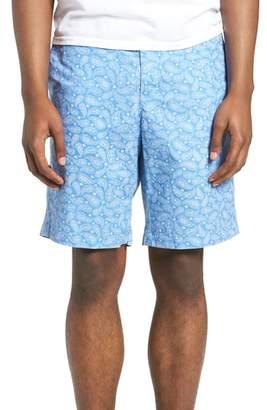 The Rail Bandana Paisley Print Shorts