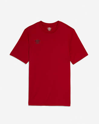 Express Red Umbro Arch Ultra Tee