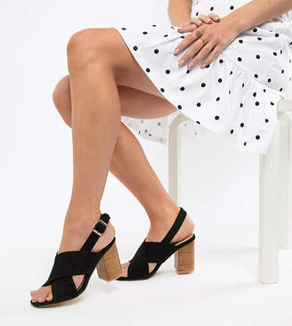 Park Lane Block Heeled Sandals