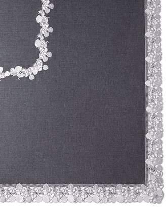 "Sferra Talley 72"" x 144"" Tablecloth & 12 Napkins"