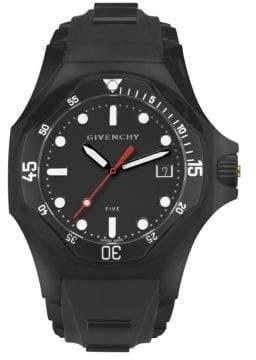 Givenchy Five Shark Analog Watch
