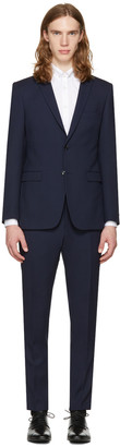 Tiger of Sweden Navy Atwood Suit $1,000 thestylecure.com