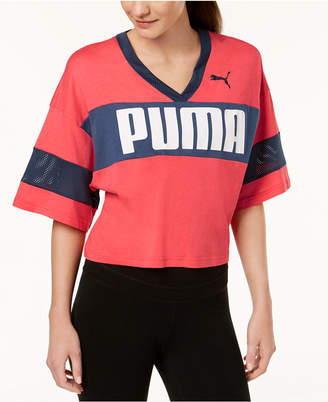 Puma Sport dryCELL Cropped T-Shirt