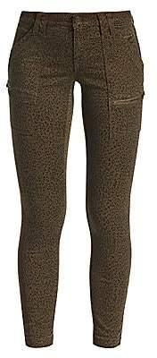 Joie Women's Leopard Print Skinny Pants
