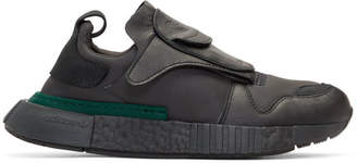 adidas Black Futurespacer Boost Sneakers