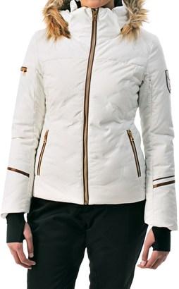 Phenix Rose Down Ski Jacket - Waterproof (For Women) $399.99 thestylecure.com