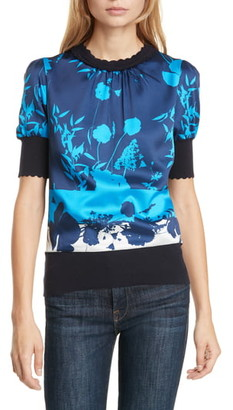 Ted Baker Mehino Bluebell Sweater