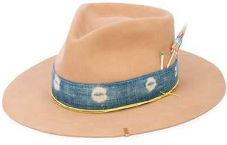 Nick Fouquet classic fedora hat