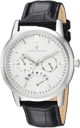 Alden CHRISTIAN VAN SANT Men's Casual Dial Quartz Watch (Model: CV0323)