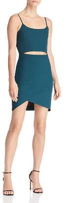 WAYF Newport Cutout Sheath Dress