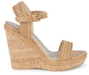 Stuart Weitzman Jezebel Wedge Sandals