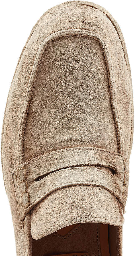 Officine Creative Suede Loafers
