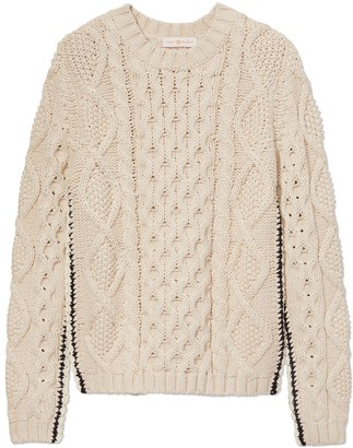 Tory Burch ISABEL SWEATER