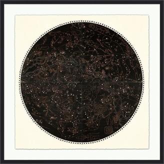 Williams-Sonoma Astrology Chart Shadowbox