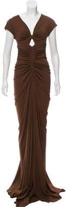 Michael Kors Short Sleeve Maxi Dress w/ Tags