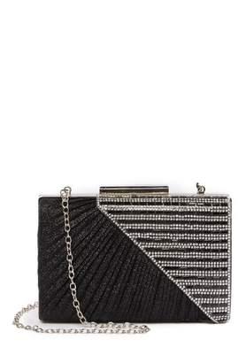 Natasha Accessories Embellished Evening Clutch