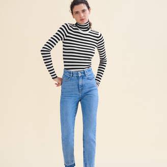 Maje Straight jean