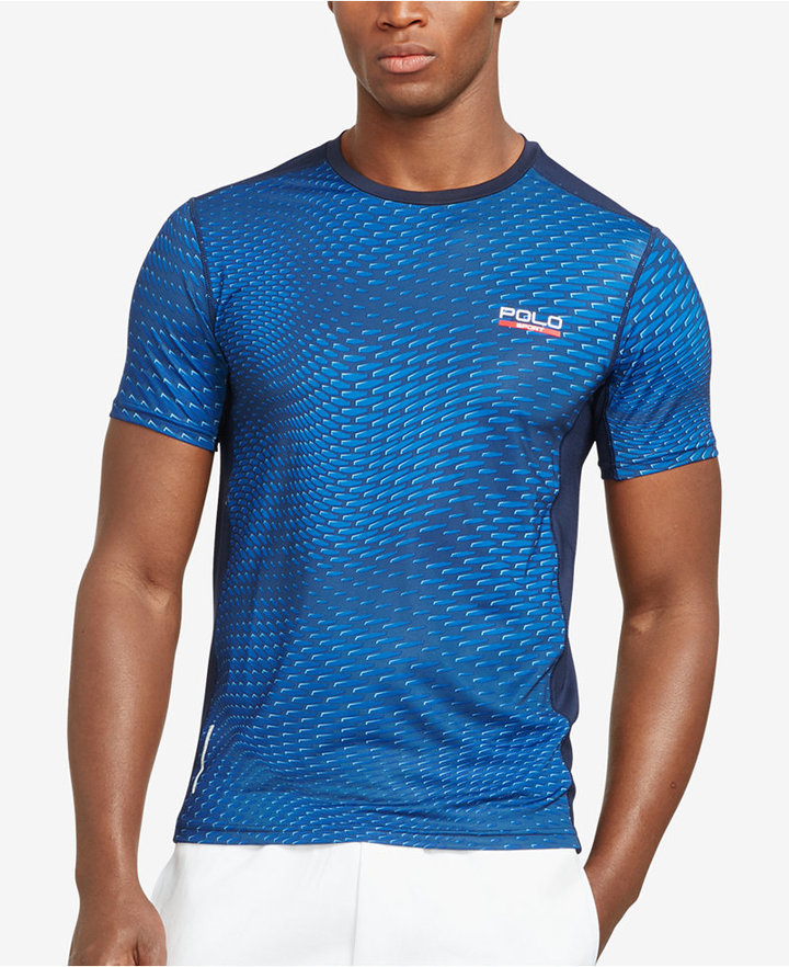 Polo Sport Men's Compression Jersey T-Shirt